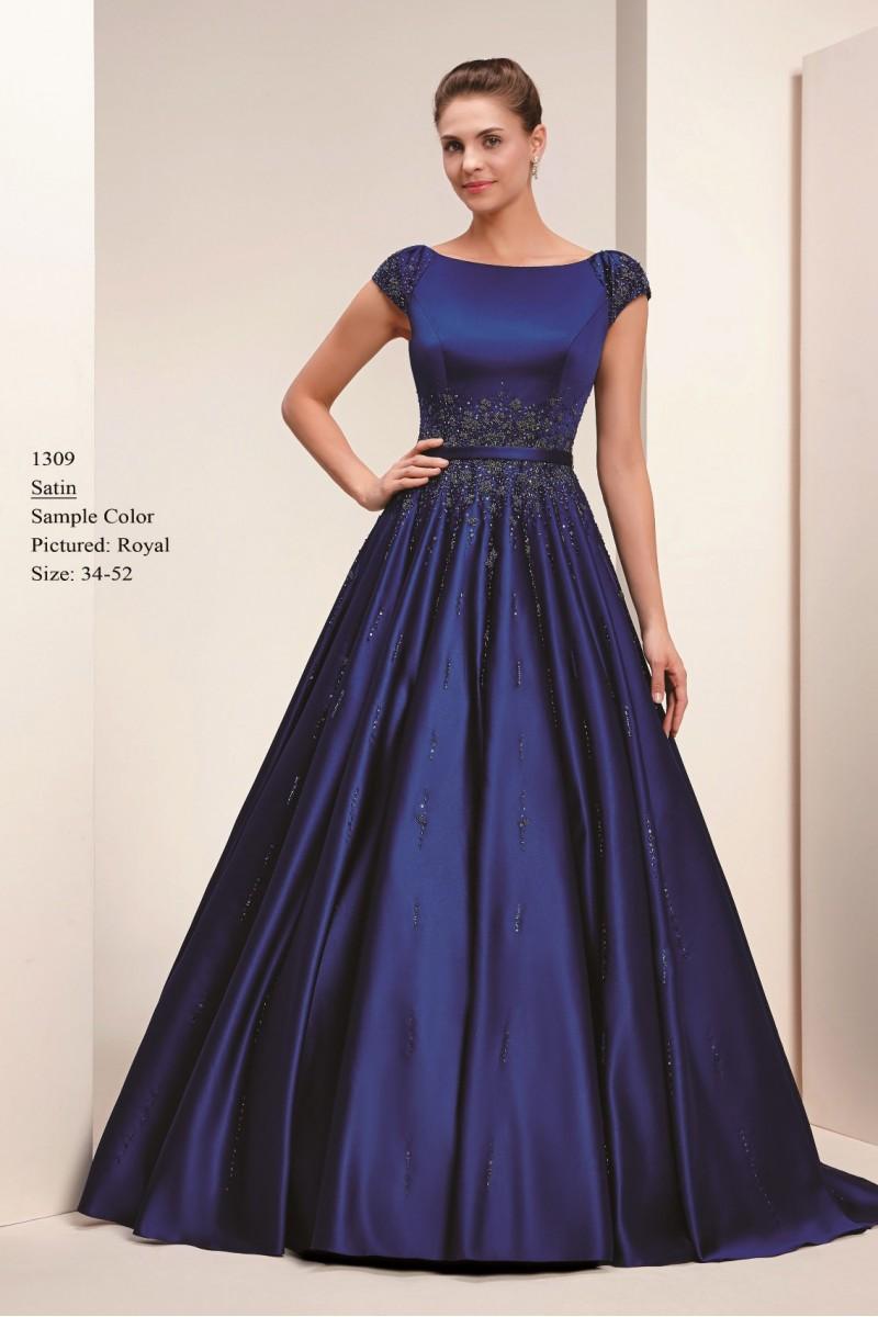 Abendkleid 1309