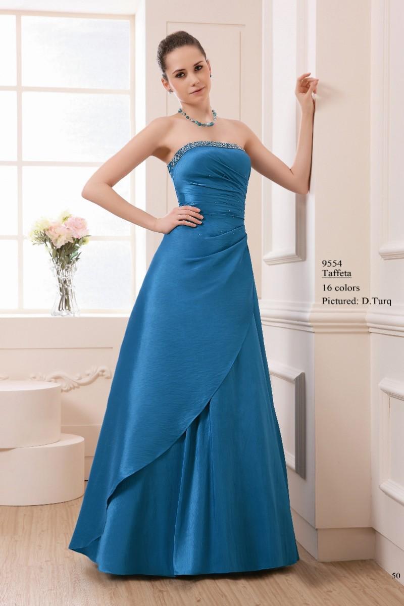 Abendkleid 9554