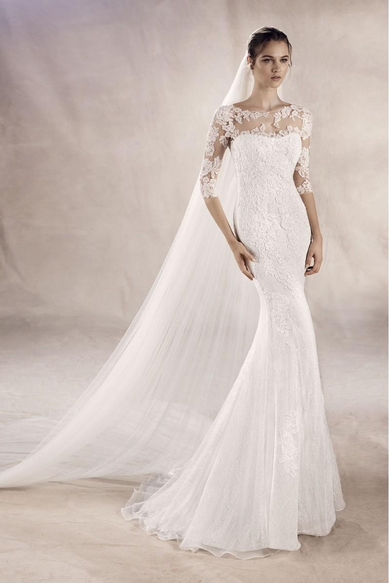 Großzügig Was Für Läden Verkaufen Brautkleider Fotos - Brautkleider ...